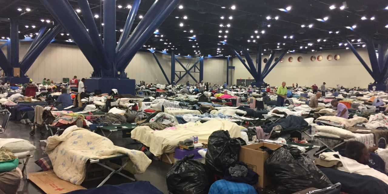 Venues as Shelters